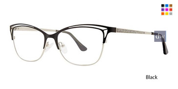 Black Vavoom 8098 Eyeglasses