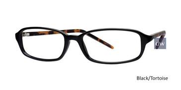 Black/Tortoise Parade 1573 Eyeglasses.