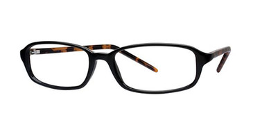 Black/Tortoise Parade 1573 Eyeglasses.