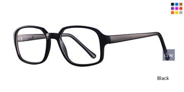 Black Parade 1595 Eyeglasses.