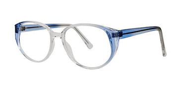 Blue Fade Parade 1596 Eyeglasses.