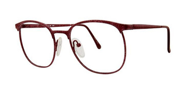 Burgundy Parade 6772 Eyeglasses.