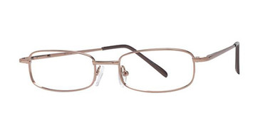 Brown Parade 1522 Eyeglasses - Teenager.