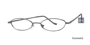 Gunmetal Parade 1525 Eyeglasses - Teenager.