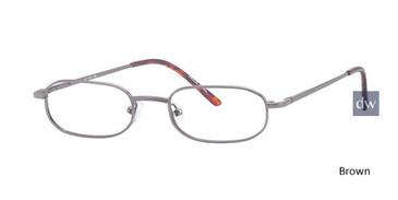 Brown Parade 1493 Eyeglasses.