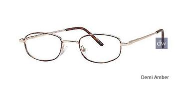 Demi Amber Parade 1494 Eyeglasses.