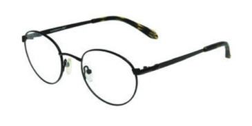 Black Gargoyles Chaffee Eyeglasses - Teenager