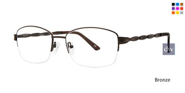 Bronze Parade Plus 2038 Eyeglasses.