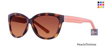 Peach/Tortoise Parade Plus 2708 Sunglasses.