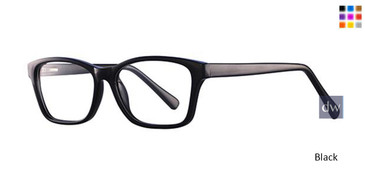 Black Parade Q Series 1744 Eyeglasses.
