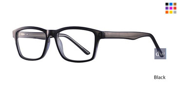 Black Parade Q Series 1750 Eyeglasses.