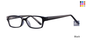 Black Parade Q Series 1753 Eyeglasses.