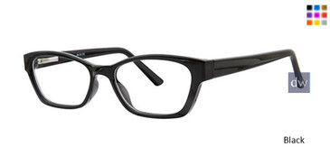 Black Parade Q Series 1756 Eyeglasses - Teenager.