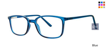 Blue Parade. Q Series 1757 Eyeglasses