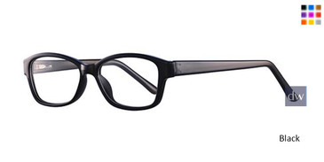 Black Parade Q Series 1759 Eyeglasses - Teenager.