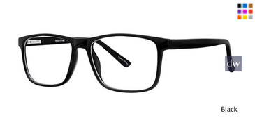 Black Parade Q Series 1768 Eyeglasses.