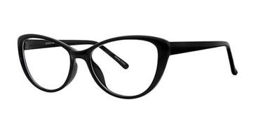 Black/Clear Parade Q Series 1769 Eyeglasses.