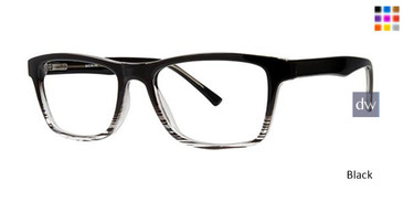 Black Parade Q Series 1773 Eyeglasses.