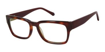 Havana Tortoise Kate Young For Tura k141 Eyeglasses.