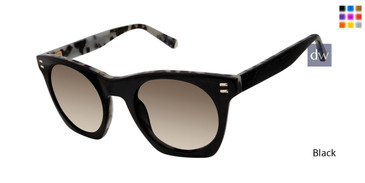 Black Kate Young For Tura K550 Sunglasses.