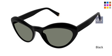 Black Kate Young For Tura K551 Sunglasses.
