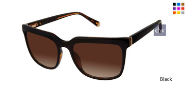 Black Kate Young For Tura K552 Sunglasses.