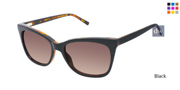 Black Kate Young For Tura K705 Sunglasses.