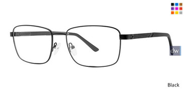 Black Elan 3420 Eyeglasses
