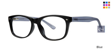 Blue Parade Q Series 1776 Eyeglasses.