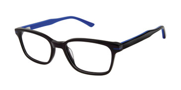 Black Geoffrey Beene Boys G907 Eyeglasses - Teenager