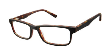 Green Geoffrey Beene G905 Eyeglasses - Teenager.