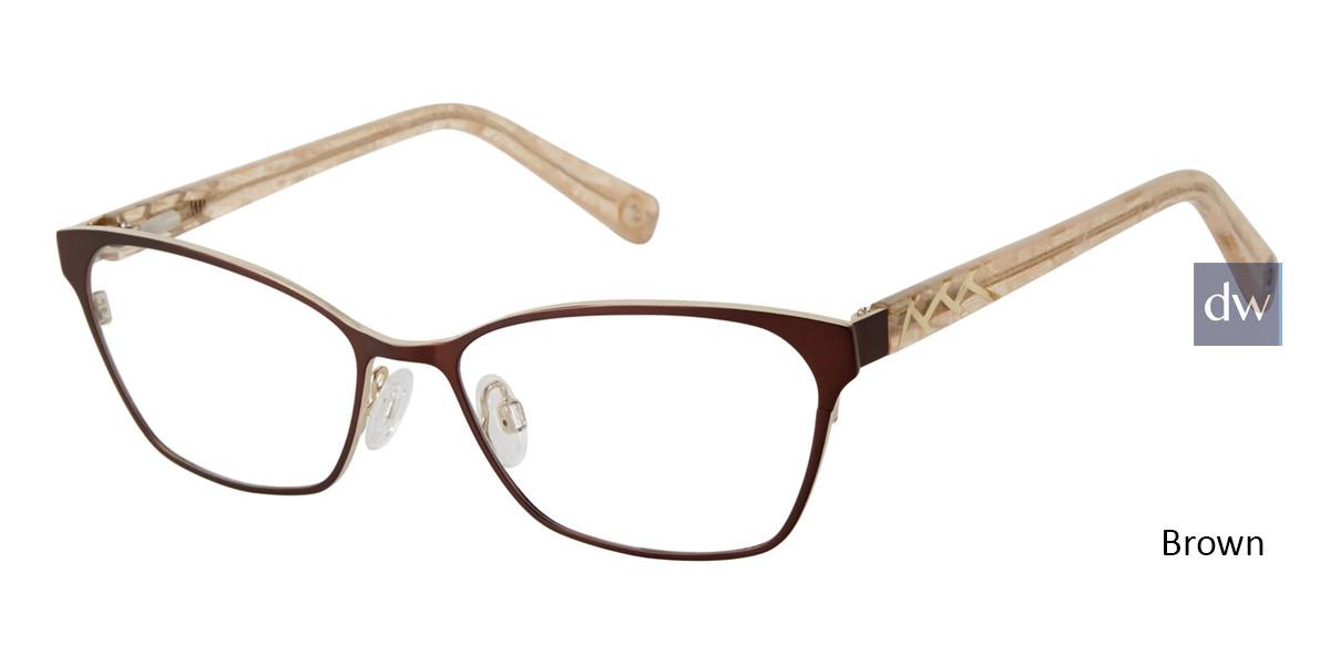 Brown Brendel 922059 Eyeglasses