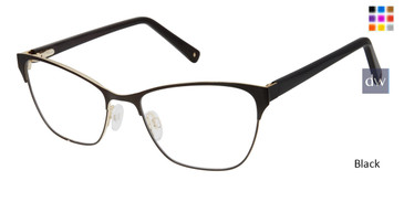 Black Brendel 922060 Eyeglasses
