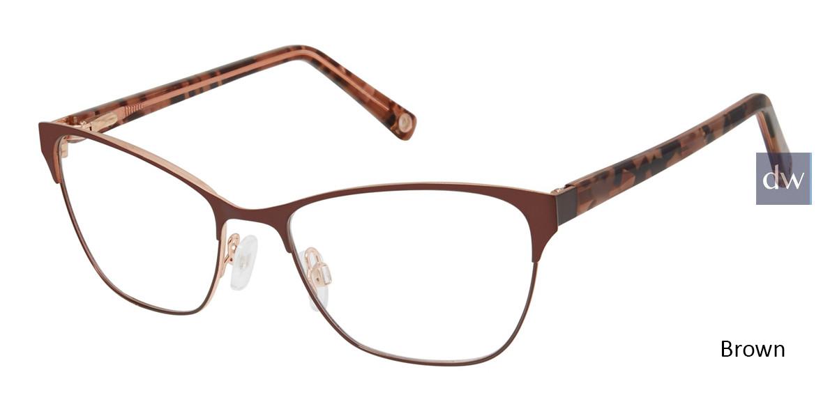 Brown Brendel 922060 Eyeglasses