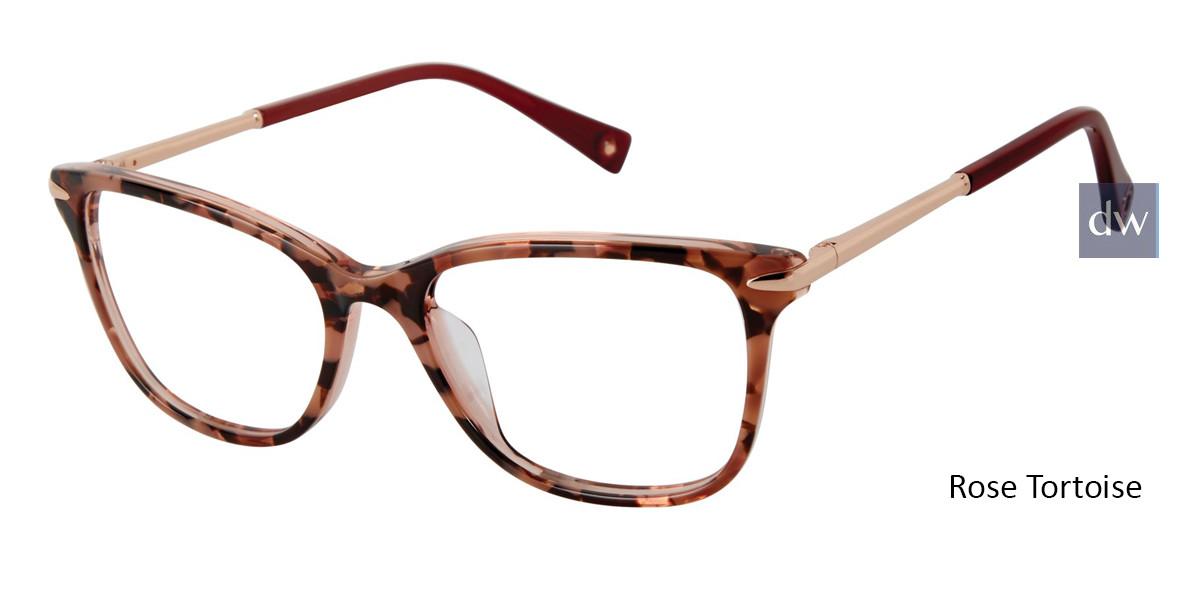 Rose Tortoise Brendel 924031 Eyeglasses