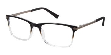 Black Crystal Ted Baker TFM003 Eyeglasses.