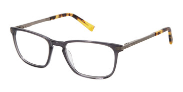 Grey Ted Baker TFM004 Eyeglasses.