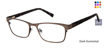 Dark Gunmetal Ted Baker TM500 Eyeglasses