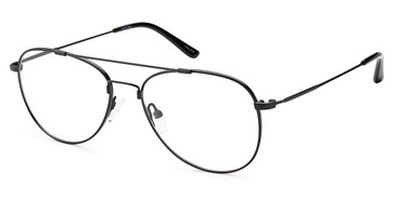 Black Capri FX112 Eyeglasses.