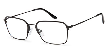 Black Capri FX113 Eyeglasses.