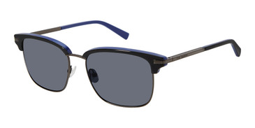 Black Blue Ted Baker TBM049 Sunglasses.