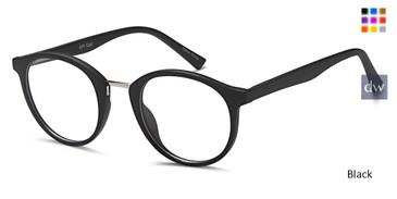 Black Capri APP Eyeglasses - Teenager.