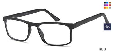 Black Capri Wifi Eyeglasses.