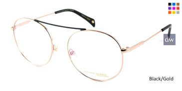 Black/Gold William Morris Black Label BLFLORENCE Eyeglasses