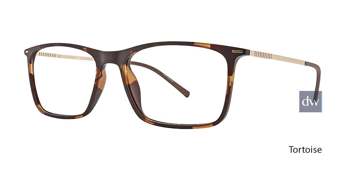 Tortoise Argyleculture Amos Eyeglasses.