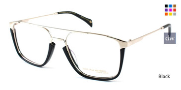 Black William Morris Black Label BLCHARLES Eyeglasses
