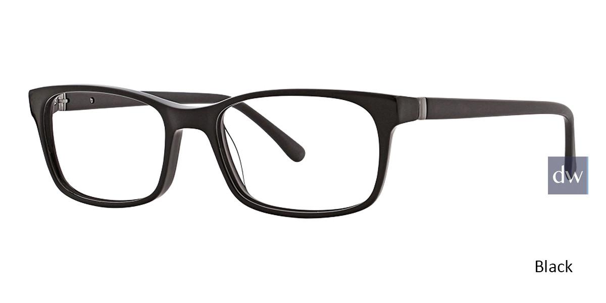 Black Argyleclture Webster Eyeglasses.