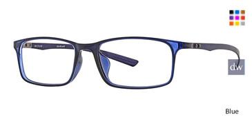 Blue Ducks Unlimited Arsenal Eyeglasses.