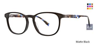 Matte Black Ducks Unlimited Crawford Eyeglasses.