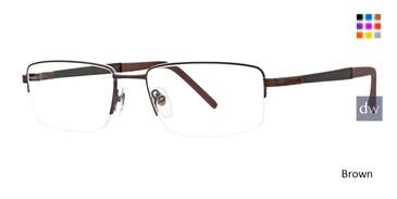 Brown Ducks Unlimited Magnum Eyeglasses.